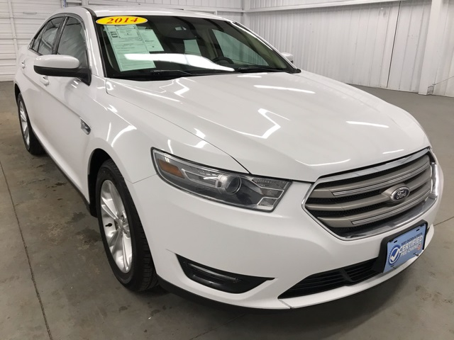 Pre-Owned 2014 Ford Taurus SEL FWD 4D Sedan
